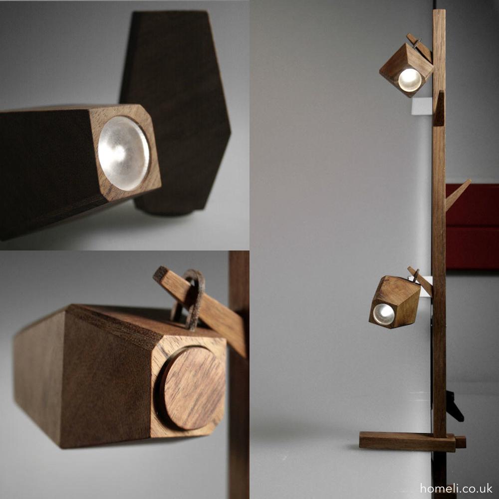 Verwonderlijk Pod Detachable Modular Clamp Lamp by Ashleigh Stephens - Homeli FL-56