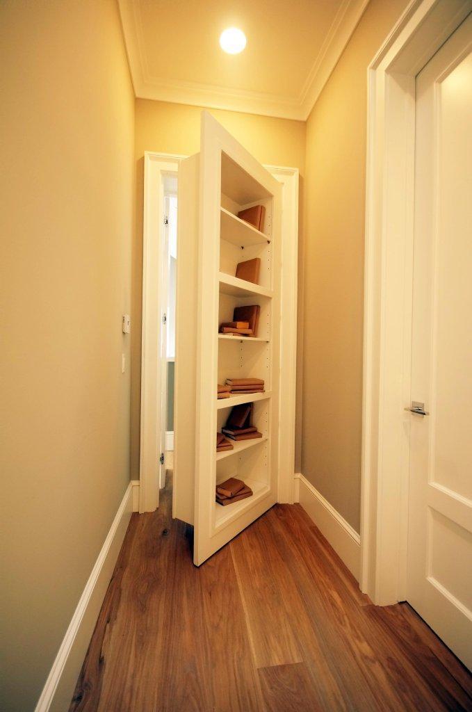 attic grow room ideas - 16 Amazing Hidden Rooms and Secret Passageways in Houses