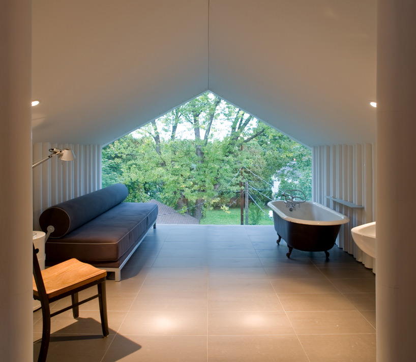 attic workshop ideas - Crawford Attic Writer s Room Conversion by PARA project