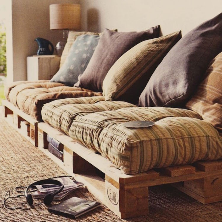Upcycled Wood Pallet Furniture Ideas Homeli